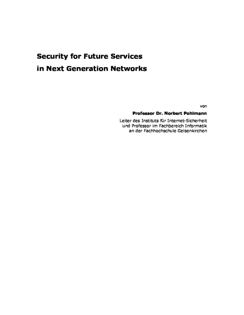 156-Security-for-Future-Service-in-Next-Generation-Networks-Prof.-Norbert-Pohlmann-pdf