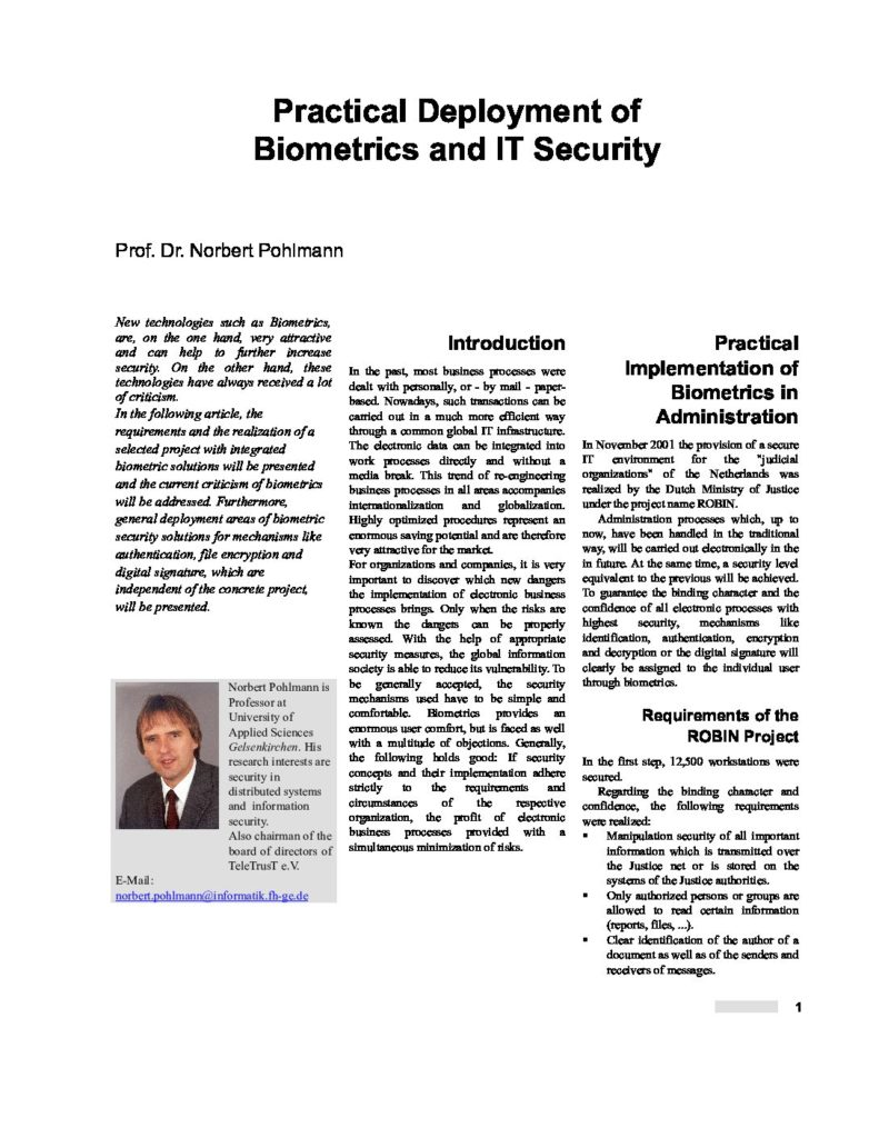 159-Practical-Deployment-of-Biometrics-and-IT-Security-Prof.-Norbert-Pohlmann-pdf