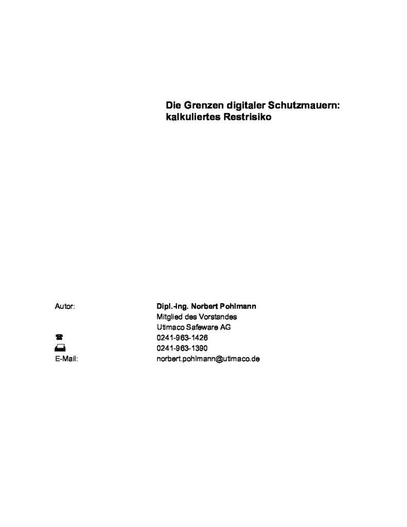 97-Die-Grenzen-digitaler-Schutzmauern-kalkuliertes-Restrisiko-Prof.-Norbert-Pohlmann-pdf