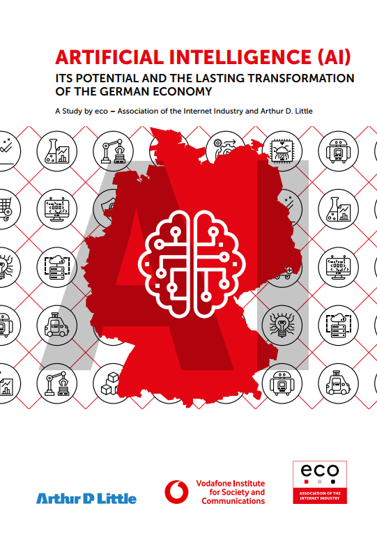 Studie - Artificial Intelligence (AI) - Its Potential and the Lasting Transformation of the German Economy - Prof. Norbert Pohlmann