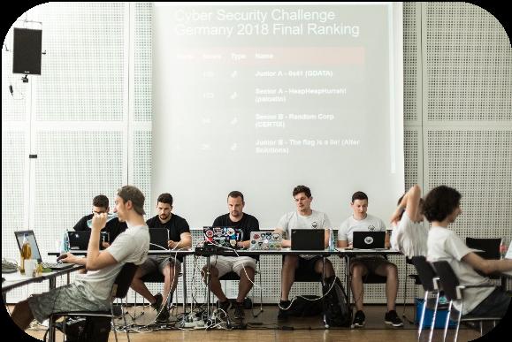 Cyber Security Challenge Germany - CSCG - 2018 - Düsseldorf - 2 - Prof. Norbert Pohlmann