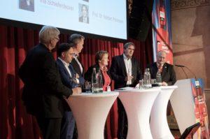 Diskussionsrunde Cyber-Sicherheit eco Kongress 2018