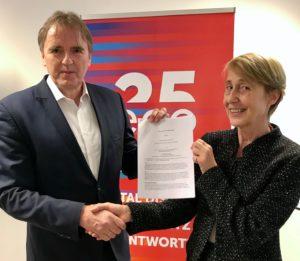 Eurocloud - eco und Cloud Security Alliance kooperieren - Prof. Norbert Pohlmann