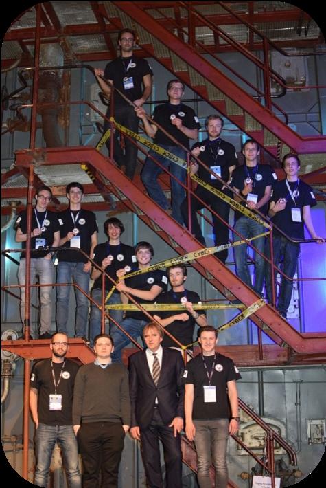 European Cyber Security Challenge - ECSC - 2016 - Düsseldorf - 1 - Prof. Norbert Pohlmann