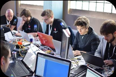 European Cyber Security Challenge - ECSC - 2016 - Düsseldorf - 2 - Prof. Norbert Pohlmann