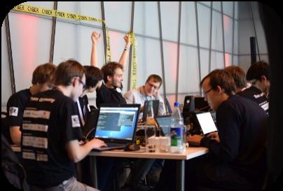 European Cyber Security Challenge - ECSC - 2016 - Düsseldorf - 3 - Prof. Norbert Pohlmann