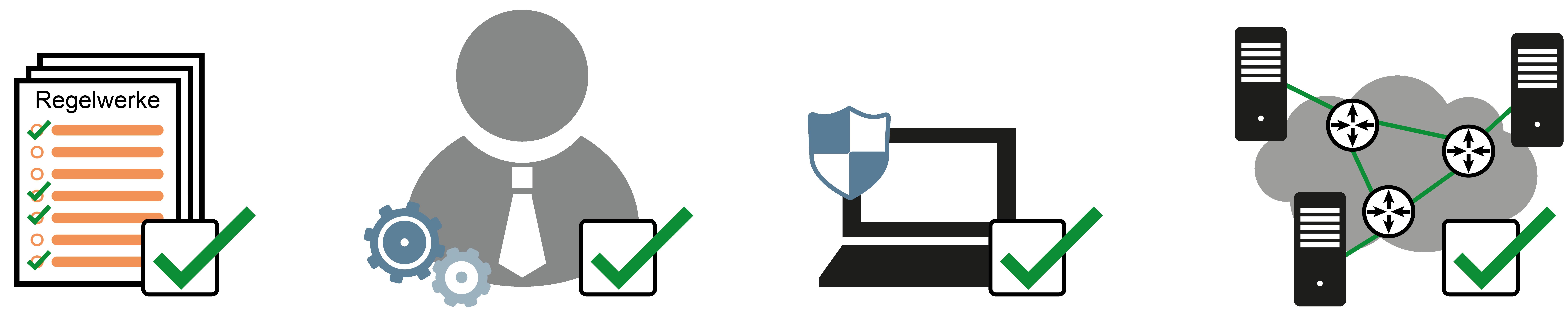 """Symbol für """"Cyber-Sicherheitsmaßnahme"""" – Glossar Cyber-Sicherheit – Prof. Norbert Pohlmann"""