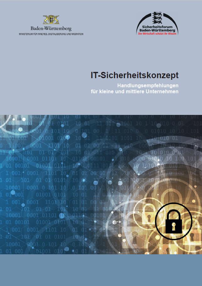 IT-Sicherheitskonzept Handlungsempfehlungen - SiFo-Studie 2018_19 - Prof. Norbert Pohlmann