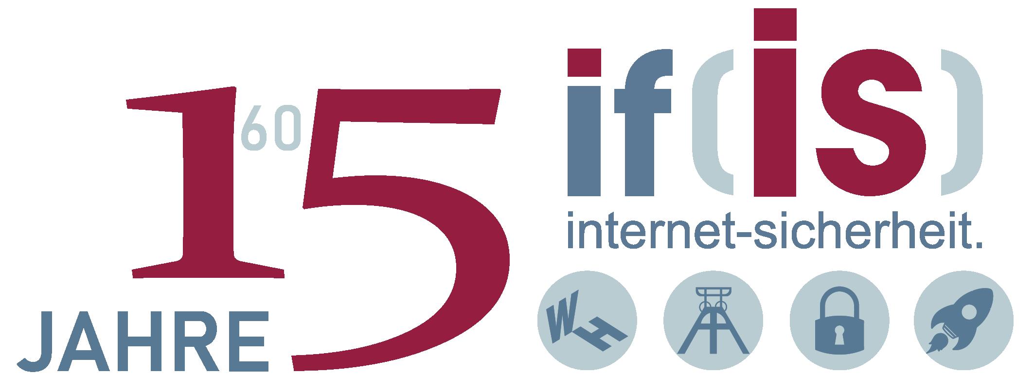 15-jährigen Bestehen des ifis