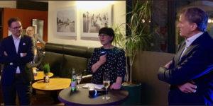 Saskia Esken auf dem Neujahrsempfang der TeleTrusT 2019