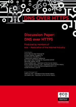 DNS over HTTPS (DoH) - Prof. Norbert Pohlmann