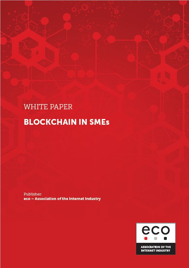 eco Whitepaper - Blockchain in SMEs - Prof. Norbert Pohlmann