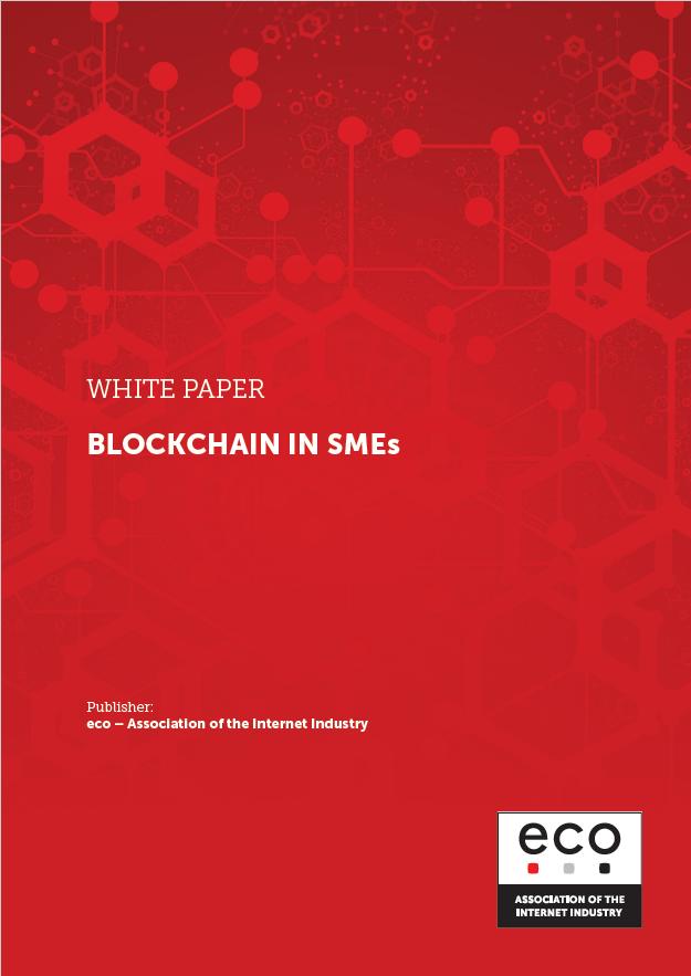 eco Whitepaper - Blockchain in SMEs - Prof. Norbert Pohlmann