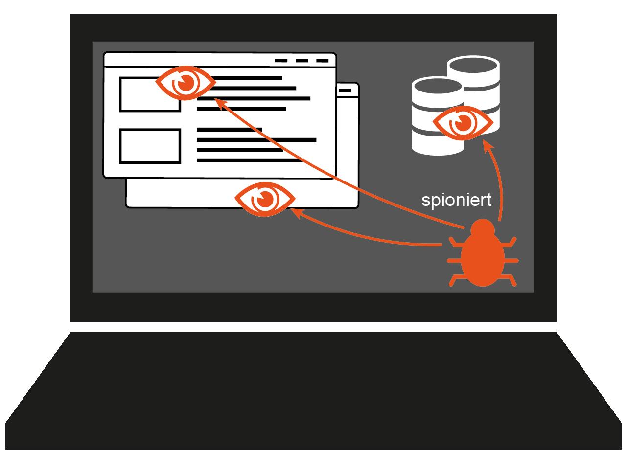 Spyware - Glossar Cyber-Sicherheit - Prof. Norbert Pohlmann