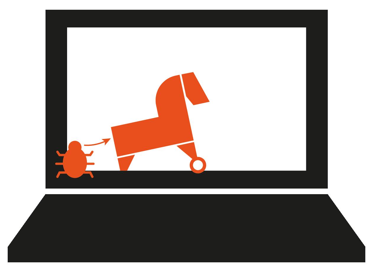 Trojanisches Pferd - Glossar Cyber-Sicherheit - Prof. Norbert Pohlmann