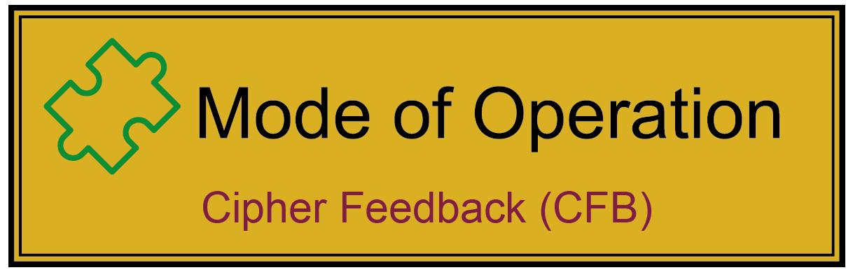 Cipher Feedback Mode (CFB-Mode) - Glossar Cyber-Sicherheit - Prof. Norbert Pohlmann