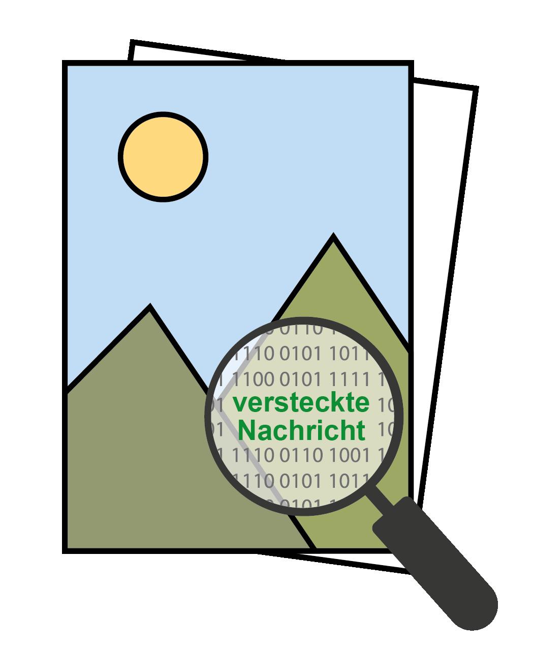 Steganografie - Glossar Cyber-Sicherheit - Prof. Norbert Pohlmann