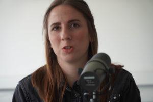Podcast Backup beleuchtet SSI - Self-Sovereign Identity - Sandra Michalik