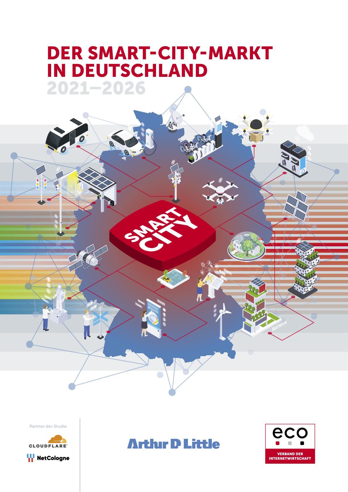 Der deutsche Smart-City-Markt 2021–2026