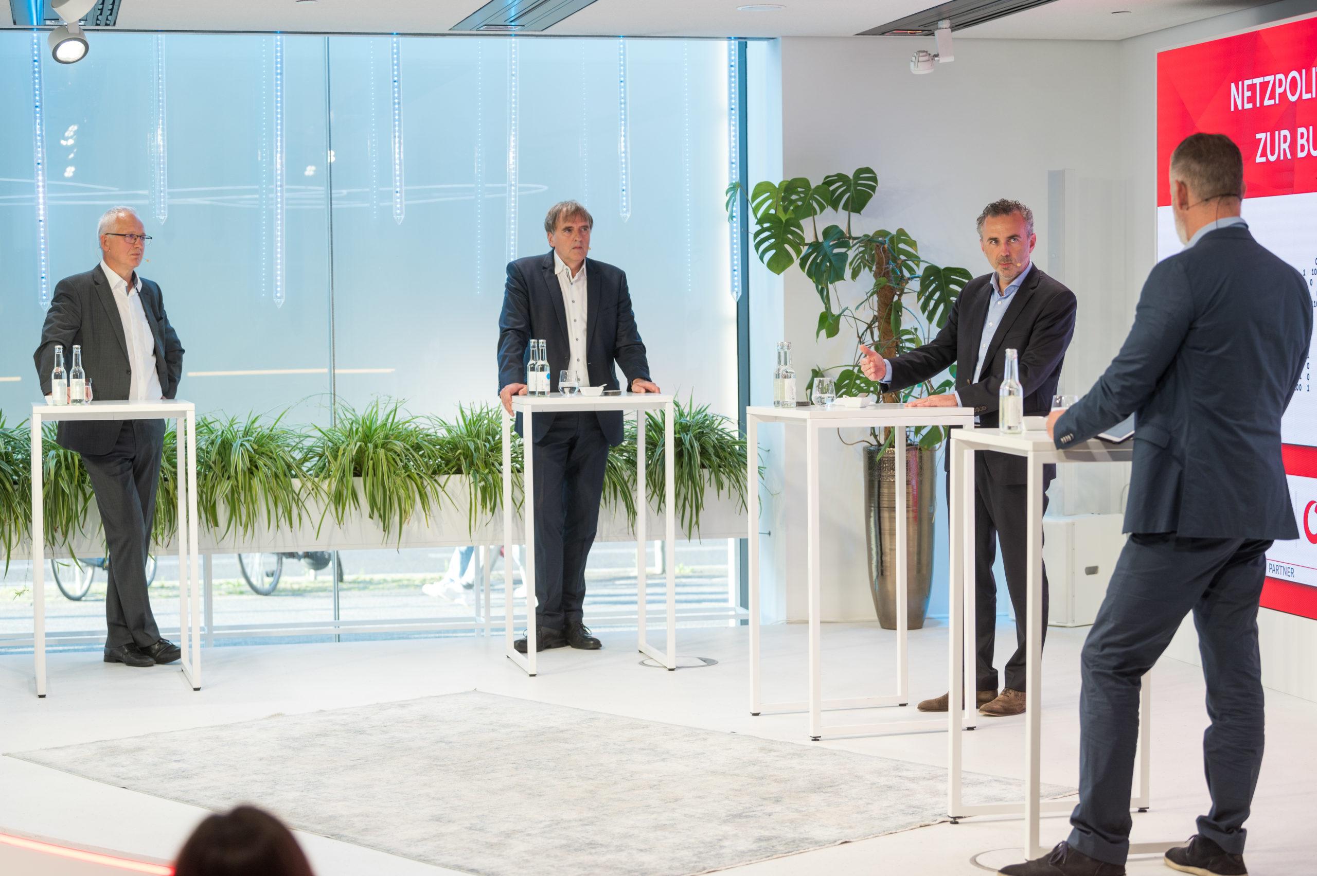 Prof. Pohlmann zur Bundestagswahl 2021 - eco - Wahl Digital - Berlin - Prof. Norbert Pohlmann